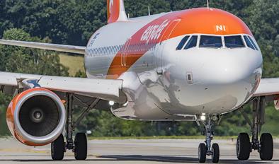 OE-INI - easyJet Europe Airbus A320