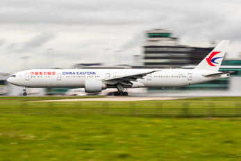 B-7369 - China Eastern Airlines Boeing 777-300ER