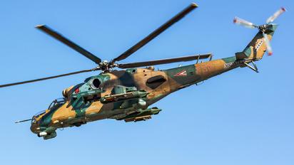 336 - Hungary - Air Force Mil Mi-24P