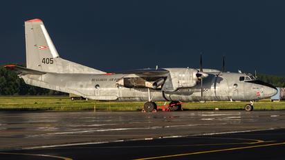 405 - Hungary - Air Force Antonov An-26 (all models)