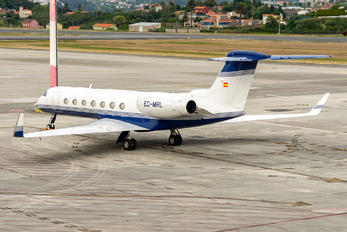 EC-MRL - Gestair Gulfstream Aerospace G-V, G-V-SP, G500, G550