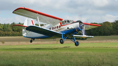 HA-MKF - Private Antonov An-2