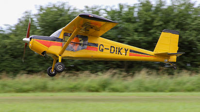 G-DIKY - Private Murphy Aircraft Rebel