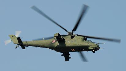 456 - Poland - Army Mil Mi-24V