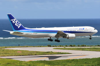 JA617A - ANA - All Nippon Airways Boeing 767-300ER