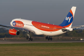 G-MDBD - MyTravel Airways Airbus A330-200