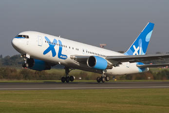 G-BNYS - XL Airways (Excel Airways) Boeing 767-200ER