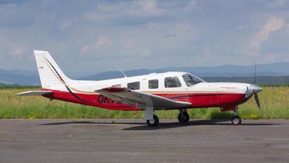 OK-RED - Private Piper PA-32 Saratoga