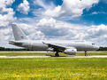 Hungarian Air Force Airbus A319 visited Munich