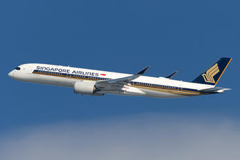 9V-SHJ - Singapore Airlines Airbus A350-900