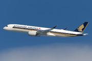 9V-SHJ - Singapore Airlines Airbus A350-900 aircraft