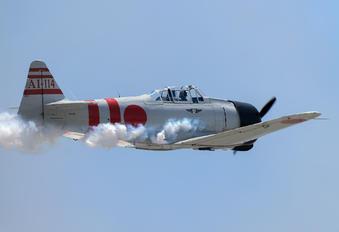 N15797 - American Airpower Heritage Museum (CAF) North American Harvard/Texan mod Nakajima B5N