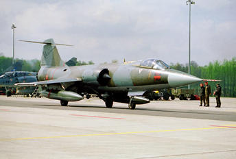 MM6934 - Italy - Air Force Lockheed F-104S ASA Starfighter