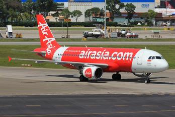 PK-AXR - AirAsia (Indonesia) Airbus A320