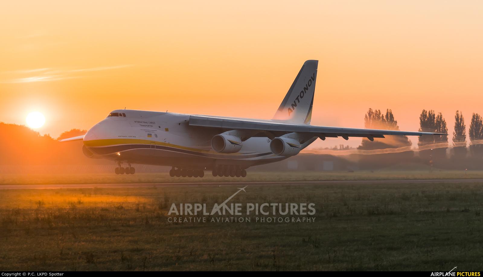 Antonov Airlines /  Design Bureau UR-82073 aircraft at Pardubice