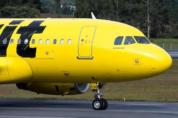 N535NK - Spirit Airlines Airbus A319