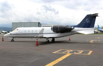 N917PG - Private Learjet 60
