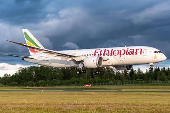 ET-ATH - Ethiopian Airlines Boeing 787-8 Dreamliner