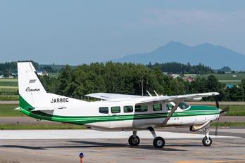 JA889C - Kyoritsu Air Survey Cessna 208 Caravan