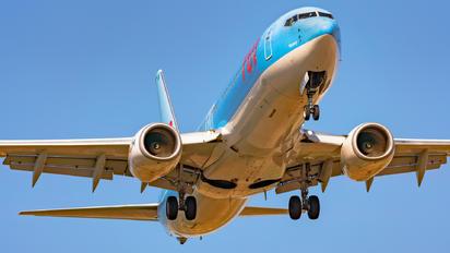 OO-JAA - TUI Airlines Belgium Boeing 737-800