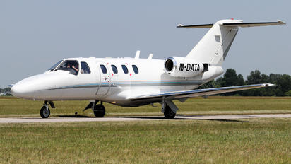 M-DATA - Private Cessna 525 CitationJet