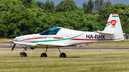 HA-BHX - Private Magnus Aircraft Fusion 212