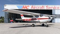 OE-CFF - Motorfluggruppe Zürich Reims F152 aircraft