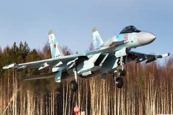 61 - Russia - Air Force Sukhoi Su-35S