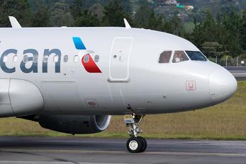N3014R - American Airlines Airbus A319
