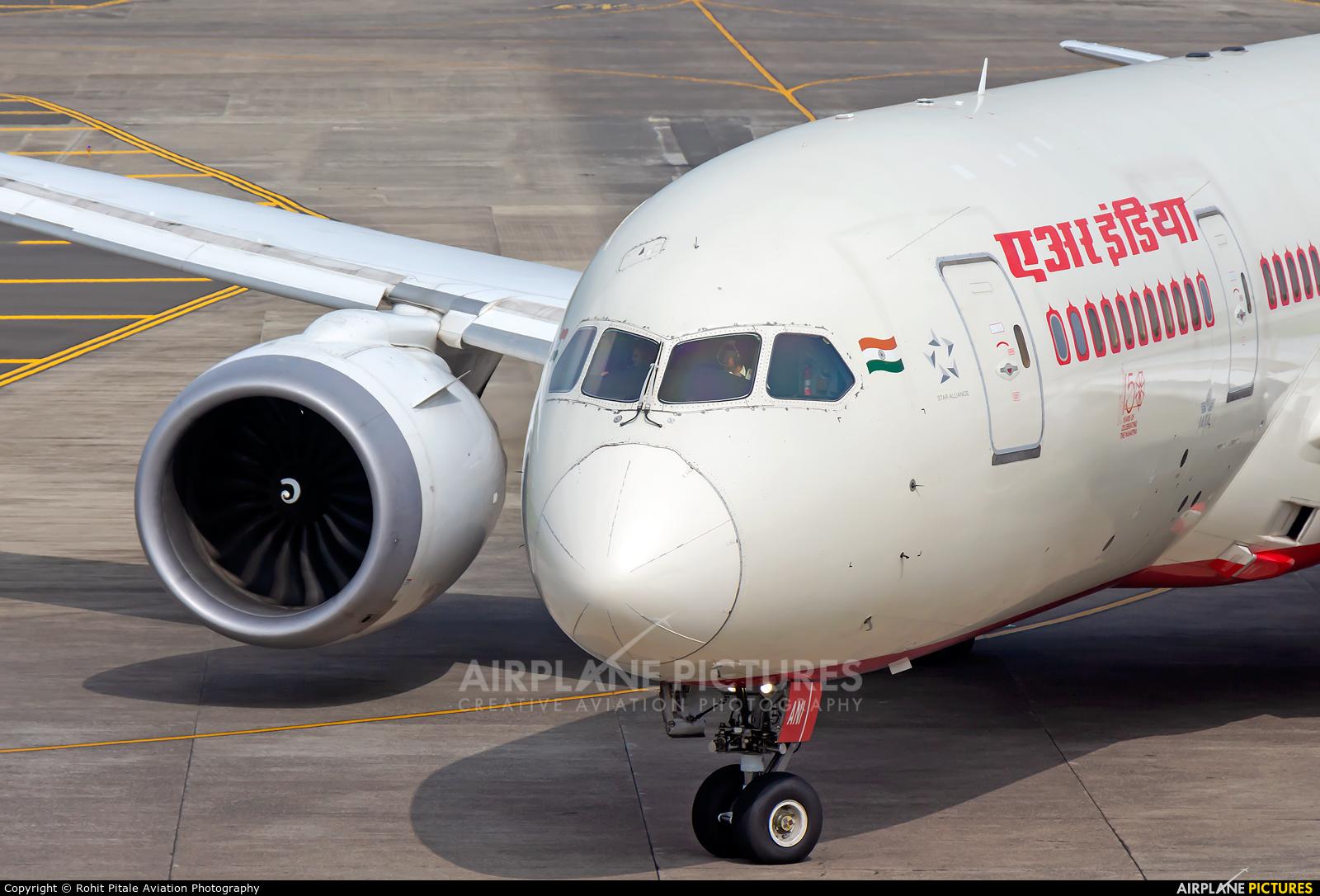 Air India VT-ANI aircraft at Mumbai - Chhatrapati Shivaji Intl