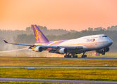 HS-TGB - Thai Airways Boeing 747-400 aircraft
