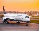 D-AIXB - Lufthansa Airbus A350-900 aircraft