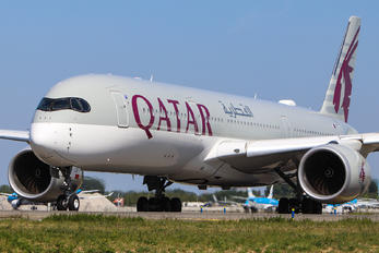 A7-ALS - Qatar Airways Airbus A350-900