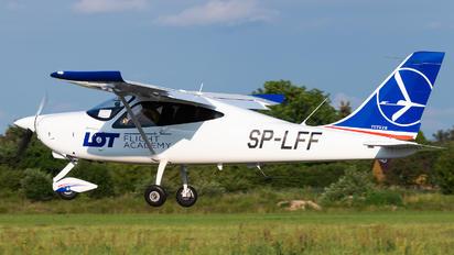SP-LFF - LOT Flight Academy Tecnam P2008JC
