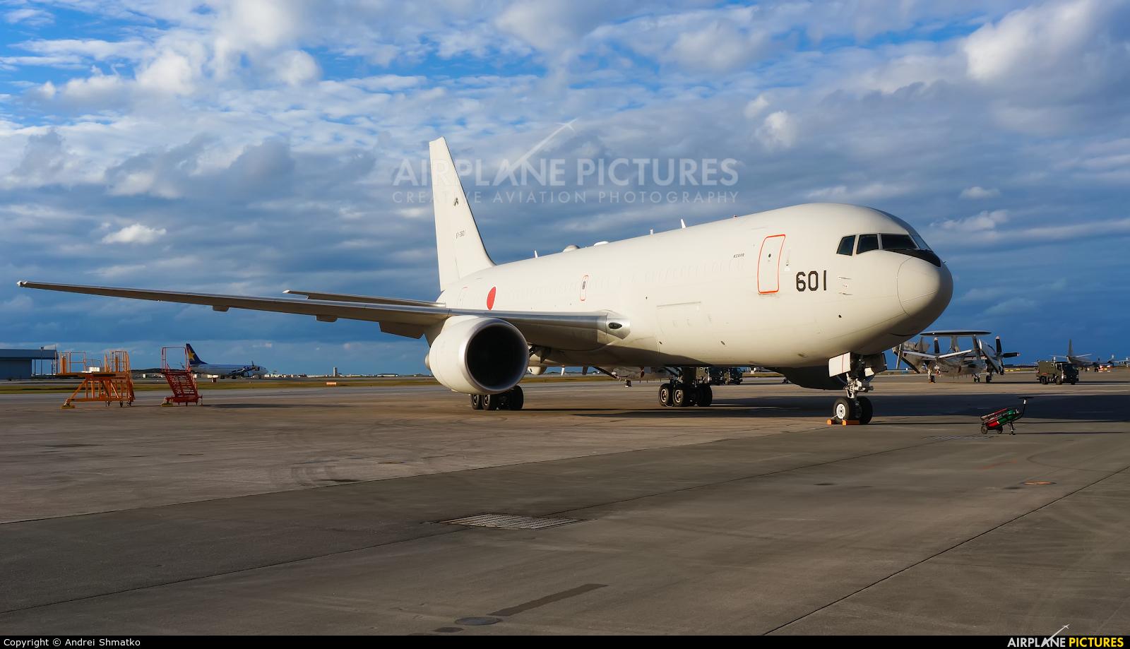Japan - Air Self Defence Force 87-3601 aircraft at Naha
