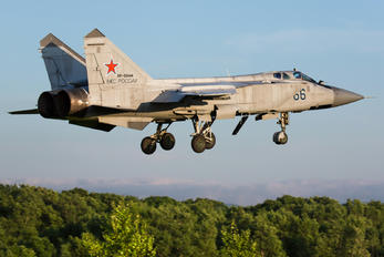 RF-92444 - Russia - Air Force Mikoyan-Gurevich MiG-31 (all models)