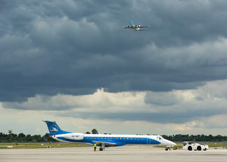 UR-DNT - Windrose Air Embraer ERJ-145LR
