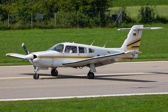 D-EBLW - Private Piper PA-28 Arrow