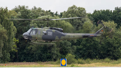 72+33 - Germany - Army Bell UH-1D Iroquois