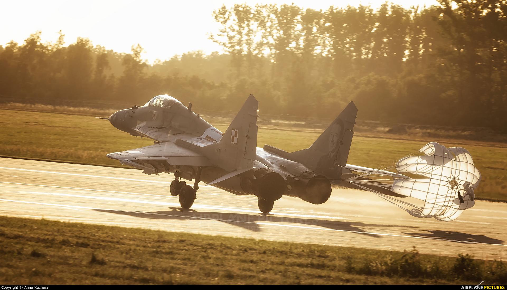 Poland - Air Force 56 aircraft at Mińsk Mazowiecki