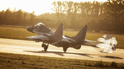 #1 Poland - Air Force Mikoyan-Gurevich MiG-29A 56 taken by Anna Kucharz
