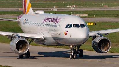 D-AKNL - Germanwings Airbus A319