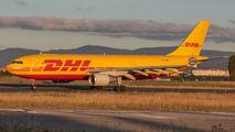 D-AEAC - DHL Cargo Airbus A300F aircraft