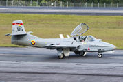 FAC2128 - Colombia - Air Force Cessna T-37B Tweety Bird aircraft