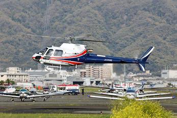 JA35BE - Noevir Aviation Airbus Helicopters AS350B3 Ecureuil