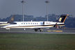Singapore Airlines - Learjet 45 9V-ATJ