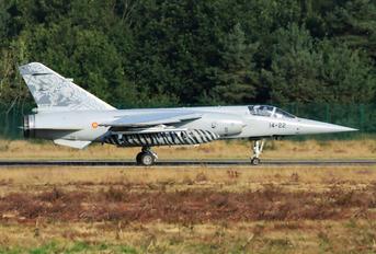 C.14-41 - Spain - Air Force Dassault Mirage F1M
