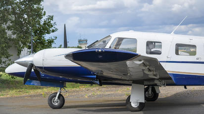 N46CD - Private Piper PA-34 Seneca
