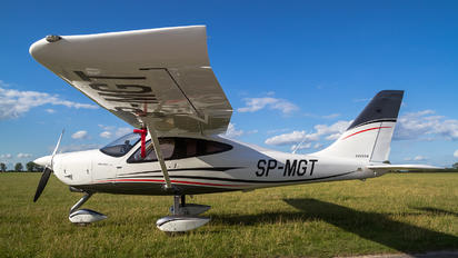 SP-MGT - Private Tecnam P2008JC