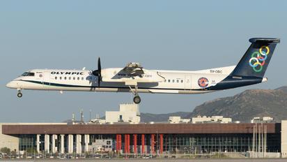 SX-OBC - Olympic Airlines de Havilland Canada DHC-8-400Q / Bombardier Q400